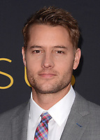 "HOLLYWOOD- SEPTEMBER 26:   Justin Hartley at the premiere of NBC's ""This Is Us"" Season 2 at NeueHouse Hollywood on September 26, 2017 in Hollywood, California. (Photo by Scott Kirkland/PictureGroup)"