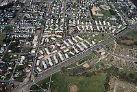 1990 MARCH..Assisted Housing..Diggs Town (6-6)...Aerial View...NEG#.NRHA#.