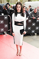 Kat Shoob<br /> arrives for the T.R.I.C. Awards 2017 at the Grosvenor House Hotel, Mayfair, London.<br /> <br /> <br /> &copy;Ash Knotek  D3240  14/03/2017