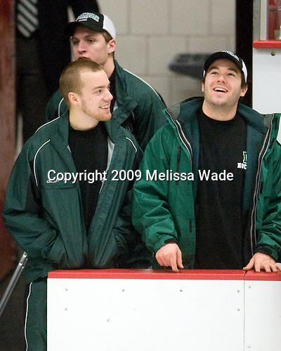 ? - The Dartmouth College Big Green defeated the Harvard University Crimson 6-2 on Sunday, November 29, 2009, at Bright Hockey Center in Cambridge, Massachusetts.