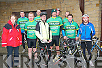 Spring Classic Leisure Cycle: Pictured at the Spring Classic Leisure Cycle in Ballybunion on Sunday morning last organised by the  Ballybunion Sea & Cliff rescue service and the Finuge Freewheelers Cycling Club were in front Grace Flahive, Tom O'Regan, Noel Moore, Johnny Joy,  Brian McCarthy & William O'Driscoll.. Back : Maurice Lyons, Joe Enright, Eamonn Breen & Pat Joe O'Sullivan.