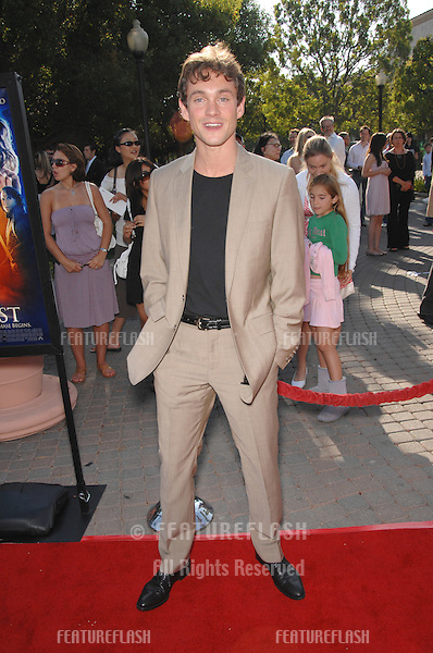 "Hugh Dancy at the Los Angeles premiere of ""Stardust"" at Paramount Studios, Hollywood..July 30, 2007  Los Angeles, CA.Picture: Paul Smith / Featureflash"