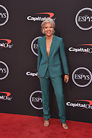 LOS ANGELES, USA. July 10, 2019: Victoria Brito at the 2019 ESPY Awards at the Microsoft Theatre LA Live.<br /> Picture: Paul Smith/Featureflash
