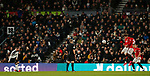 Wayne Rooney of Derby County takes a free kick which forces a save from Sergio Romero of Manchester United (not in picture) during the FA Cup match at the Pride Park Stadium, Derby. Picture date: 5th March 2020. Picture credit should read: Darren Staples/Sportimage