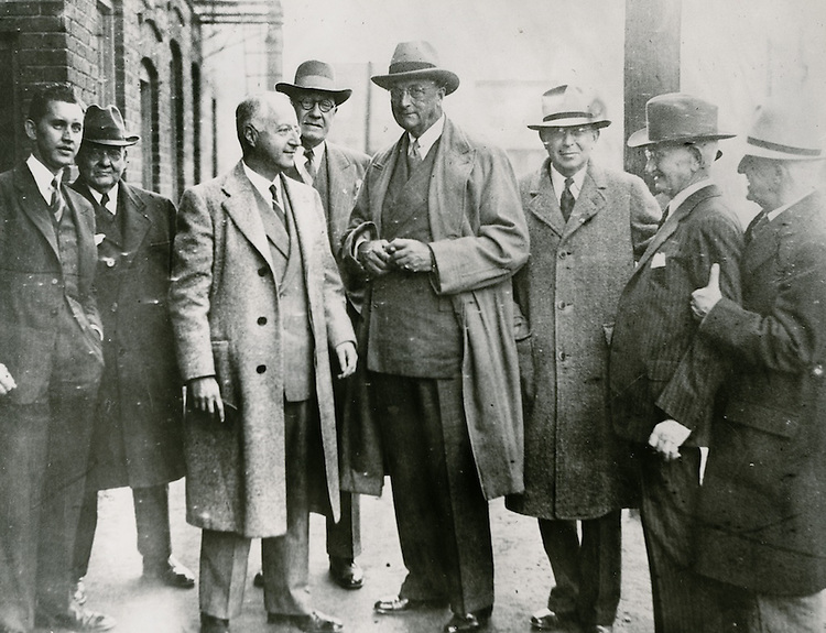 UNDATED..Historical..NRHA Commissioners...PHOTO CRAFTSMEN INC..NEG# 51-371.NRHA# 777-A..