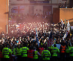 © Joel Goodman - 07973 332324 . 27/11/2010 . Preston , UK . The English Defence League ( EDL ) hold a march and demonstration in Preston . Photo credit : Joel Goodman