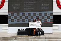 Race 1, GT3 CAN, Yokohama Hard Charger Award, #14 Engineered Automotive, Porsche 991 / 2019, GT3CP: Michael Fantin