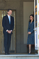 King Felipe VI and Queen Letizia