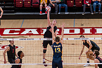 Stanford Volleyball M vs UC Irvine, January 19, 2019