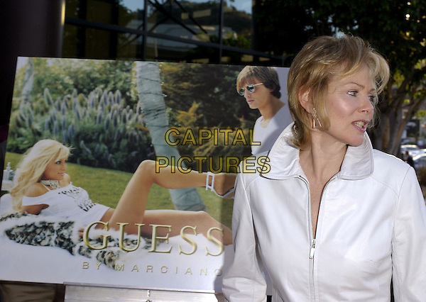 Jean Smart .At the Fox Searchlight Pictures' Los Angeles Premiere of Garden State held at The Directors Guild,.July 20th 2004..half length white jacket.Ref: DVS.www.capitalpictures.com.sales@capitalpictures.com.©Capital Pictures.