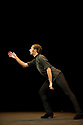 09/02/2011. Israel Galvan updates flamenco with a post-modern twist, in La Edad de Oro, as part of the Flamenco Festival, Sadler's Wells, London. Picture credit should read: Jane Hobson