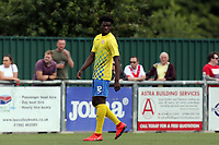 Josue Antonio of Harlow Town during Harlow Town vs Leyton Orient, Friendly Match Football at The Harlow Arena on 6th July 2019