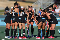 Pro League Hockey, Vantage Blacksticks Women v Argentina. North Harbour Hockey Stadium, Auckland, New Zealand. Sunday 10 March 2019. Photo: Simon Watts/Hockey NZ