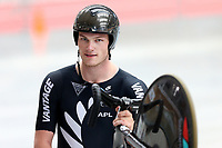 Zac Williams during training, Avantidrome, Home of Cycling, Cambridge, New Zealand, Friday, March 17, 2017. Mandatory Credit: © Dianne Manson/CyclingNZ  **NO ARCHIVING**
