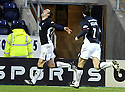 03/01/2009  Copyright Pic: James Stewart.File Name : sct_jspa05_falkirk_v_kilmarnock.STEVE LOVELL CELEBRATES AFTER HE SCORES FALKIRK'S FIRST.James Stewart Photo Agency 19 Carronlea Drive, Falkirk. FK2 8DN      Vat Reg No. 607 6932 25.Studio      : +44 (0)1324 611191 .Mobile      : +44 (0)7721 416997.E-mail  :  jim@jspa.co.uk.If you require further information then contact Jim Stewart on any of the numbers above.........