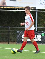 FC MEULEBEKE : Jarne Snauwaert<br /> <br /> Foto VDB / Bart Vandenbroucke