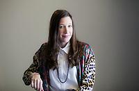 Lauren Kate è cresciuta a Dallas, è andata a scuola ad Atlanta e ha cominciato a scrivere a New York. Vive a Los Angeles con il marito e i due figli. I suoi libri sono stati tradotti in più di trenta Paesi. Tempo di libri, Milano 22 aprile 2017. © Leonardo Cendamo