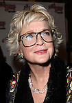 Christine Ebersole sporting a pair of signature 'Ralphie' specs at the Broadway Opening Night Performance for 'A Christmas Story - The Musical'  at the Lunt Fontanne Theatre in New York City on 11/19/2012.