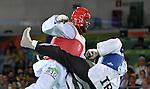 20/08/2016 - Taekwondo - Carioca 3 - Olympic Park - Rio de Janeiro - Brazil