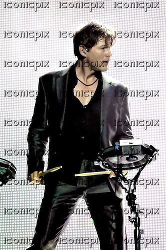 A-HA - Morten Harket performing live at the O2 Arena London - 04 Nov 2009 - Photo by: George Chin /IconicPix