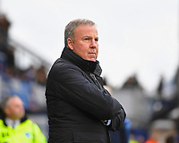 Portsmouth Manager Kenny Jackett during Portsmouth vs Blackpool, Sky Bet EFL League 1 Football at Fratton Park on 12th January 2019