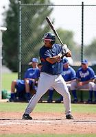 Karexon Sanchez / Cleveland Indians 2008 Instructional League..Photo by:  Bill Mitchell/Four Seam Images