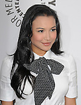 Naya Rivera at The PaleyFest 2011 Panel for Glee held at The Saban Theater in Beverly Hills, California on March 16,2011                                                                               © 2010 Hollywood Press Agency