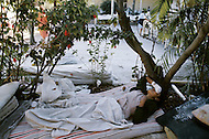 On February 4, 1976, Guatemala was struck by a major 7.5 magnitude earthquake, which contributed to the high death toll of 23.000 and about 80.000 wounded. It  happened during the night and most adobe type houses in mountain villages collapsed. Few hospitals could operate. The most common wounds were caused by the fall of the tin roof while people were sleeping.