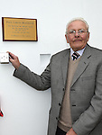 Jim Carvin who officially opened the Drogheda River Rescue offices named after his son. Photo:Colin Bell/pressphotos.ie