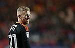 Sheffield United's Mark Duffy looks on during the League One match at the Valley Stadium, London. Picture date: November 26th, 2016. Pic David Klein/Sportimage
