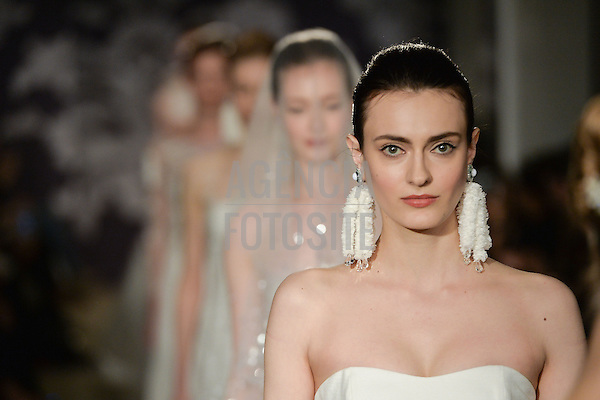 Carolina Herrera, Bridal Fashion Week, Spring 2015