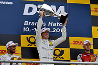 DTM 2018 at Brands Hatch. #3 Paul Di Resta. Mercedes-AMG DTM Team HWA. Mercedes-AMG C 63 DTM.