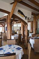 "Europe/France/Bretagne/22/Côtes d'Armor/Perros-Guirec: restaurant ""La Marie Galante"""
