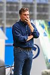 Hamburgs Trainer Dieter Hecking beim Spiel Hamburger SV gegen den  SV Sandhausen in Hamburg / 280620<br /><br />*** Football - nph00001,  2. Bundesliga: Hamburg SV vs SV Sandhausen, Hamburg, Germany - 28 Jun 2020 ***<br /><br />Only for editorial use. (DFL/DFB REGULATIONS PROHIBIT ANY USE OF PHOTOGRAPHS as IMAGE SEQUENCES and/or QUASI-VIDEO)<br />FOTO: Ibrahim Ot/action press/POOL/nordphoto *** Local Caption *** [4::31065097]
