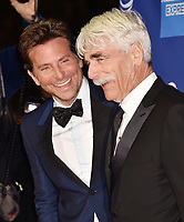 PALM SPRINGS, CA - JANUARY 03: Bradley Cooper (L) and Sam Elliott attend the 30th Annual Palm Springs International Film Festival Film Awards Gala at Palm Springs Convention Center on January 3, 2019 in Palm Springs, California.<br /> CAP/ROT/TM<br /> &copy;TM/ROT/Capital Pictures