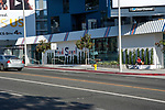 The newest Fred Segal store open on the Sunset Strip in West Hollywood,CA
