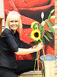 Sylvia in Interflora Scotch Hall...Photo NEWSFILE/Jenny Matthews.(Photo credit should read Jenny Matthews/NEWSFILE)....This Picture has been sent you under the condtions enclosed by:.Newsfile Ltd..The Studio,.Millmount Abbey,.Drogheda,.Co Meath..Ireland..Tel: +353(0)41-9871240.Fax: +353(0)41-9871260.GSM: +353(0)86-2500958.email: pictures@newsfile.ie.www.newsfile.ie.FTP: 193.120.102.198.