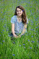 Barbara Ramsdell-senior portrait