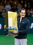 Federer reclaims Nr 1 Title in ATP ranking.