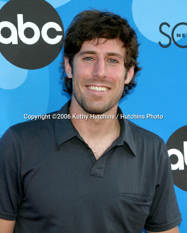 Josh Cooke.ABC Television Group TCA Party.Kids Space Museum.Pasadena, CA.July 19, 2006.©2006 Kathy Hutchins / Hutchins Photo....