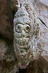 Stone Carving, Parque Nacional Los Haitises