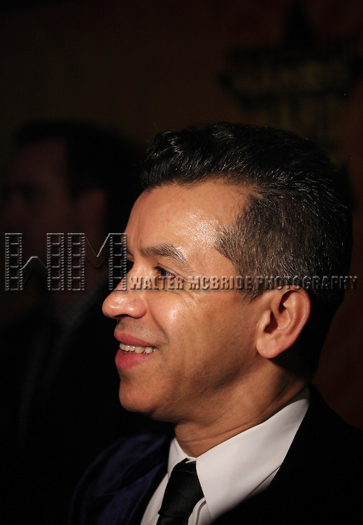 Sergio Trujillo  'In The Spotlight' at  the 'Hands On A Hard Body' Broadway opening night after party at Roseland in New York City on 3/21/2013.