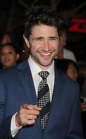 "LOS ANGELES, CA - NOVEMBER 14: Matt Dallas arrives at the Los Angeles premiere of ""The Twilight Saga: Breaking Dawn Part 1"" held at Nokia Theatre L.A. Live on November 14, 2011 in Los Angeles, California. /NortePhoto.com<br /> <br /> **CREDITO*OBLIGATORIO** *No*Venta*A*Terceros*<br /> *No*Sale*So*third*"