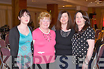CONCERT: Having a great time at the concert in aid MS Ireland at the Carlton hotel, Tralee on Saturday l-r: Anne Berrows, Mary O'Keeffe, Ted Cronin, Joanne Ellard and Karrie O'Sullivan.