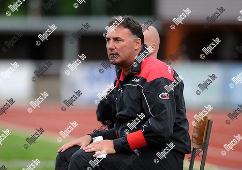 2012-07-18 / Voetbal / seizoen 2012-2013 / Bornem / Yves Van Borm..Foto: Mpics.be