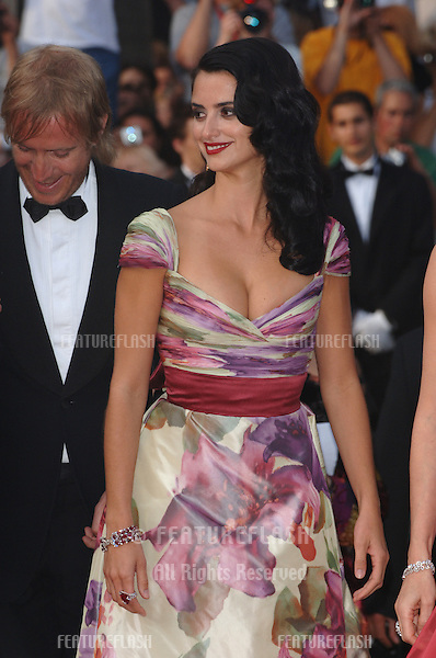 Actress PENELOPE CRUZ at the Awards Ceremony & screening of Chromophobia at the 58th Annual Film Festival de Cannes..May 21, 2005 Cannes, France..© 2005 Paul Smith / Featureflash