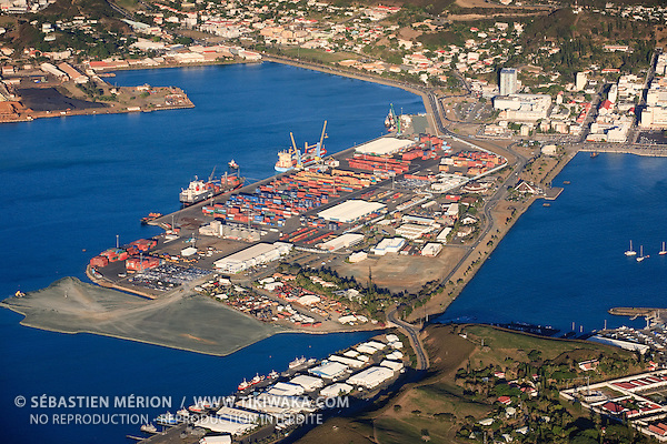 Quai de Commerce International, Port Autonome de la Nouvelle-Calédonie, Nouméa