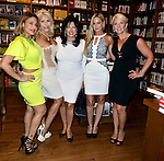 CORAL GABLES, FL - August 17: Igmar Mendoza, Baroness Anka Birgu, Author Dr. Carmen Harra, Ann Elizabeth Patrick and Tess Walsh attend Dr. Harra book signing 'The Karma Queens' Guide to Relationships' at Books and Books-Gables on Monday August 17, 2015 in Voral Gables, Florida.  ( Photo by Johnny Louis / jlnphotography.com )
