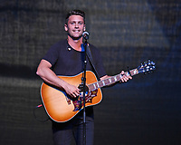 SUNRISE FL - JUNE 01: Bastian Baker performs at The BB&amp;T Center on June 1, 2018 in Sunrise, Florida. <br /> CAP/MPI04<br /> &copy;MPI04/Capital Pictures
