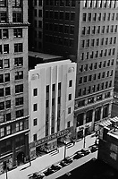 Woolworth Company building in Indianapolis, Indiana, May 9,1940<br /> <br /> Photo by John Vachon.